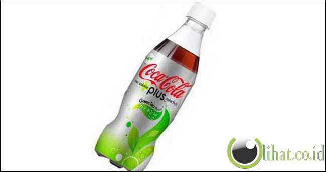 Green Tea flavored Coke