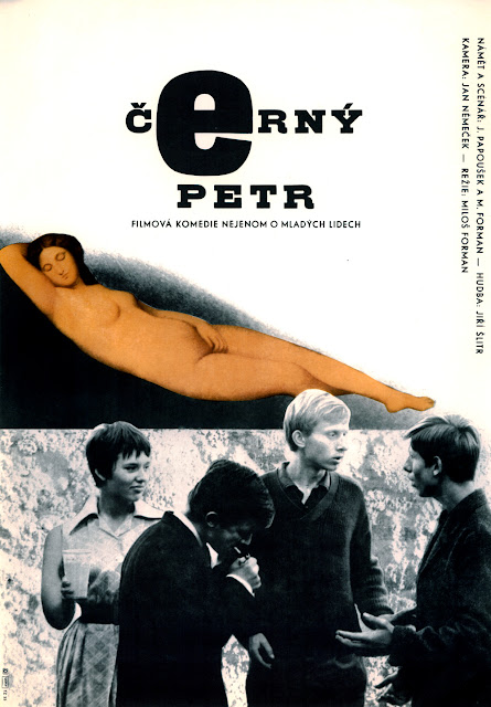 Black Peter • Cérny Petr (1964)