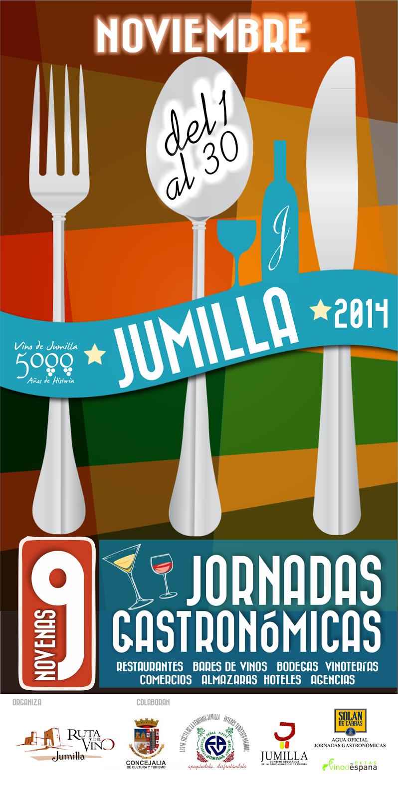 9ª Jornadas Gastronómicas de Jumilla