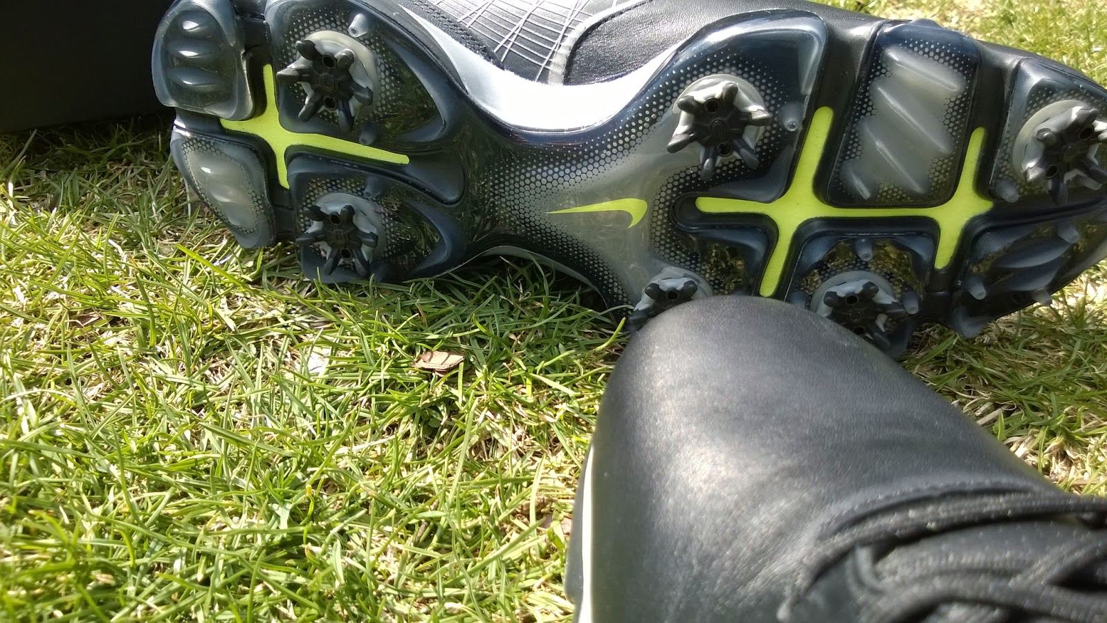 Nike Lunar Control  Golf Shoes Spikes