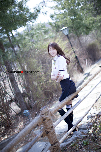 2 School Girl Jeon Ye Hee-very cute asian girl-girlcute4u.blogspot.com