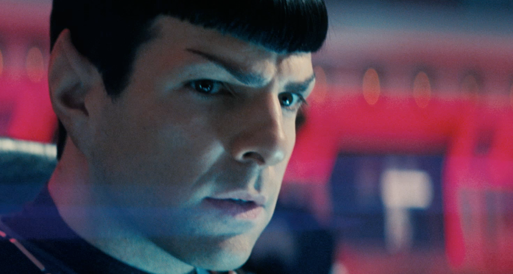 The Angst Report.: Star Trek: Into Darkness