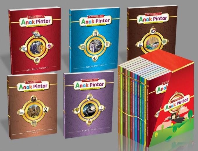 Ensiklopedia Anak Pintar | TOKO BUKU ONLINE SURABAYA