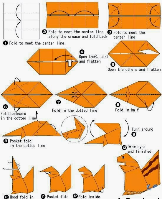 How To Do Origami For Kids