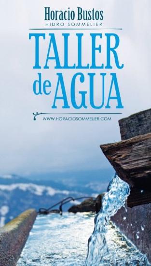 Taller de Agua Mineral