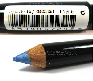 Labo Make-Up - Extra Color Pencils - 16 Sky Blue