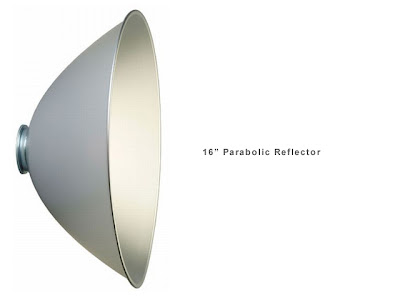 Parabolic Reflector Used in Photography