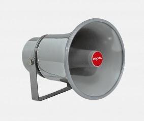 difuzoare horn