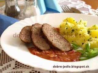 Koňakové mäso s vínovou omáčkou - recepty