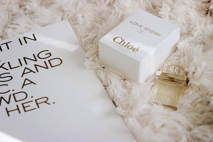 Chloe Love Story perfume fragrance review aimerose beauty blog