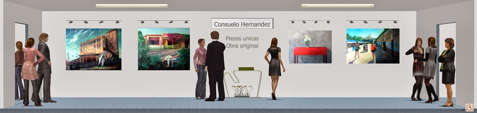 """<img src=""""http://2.bp.blogspot.com/-xuHILJLc-tw/U9pg3Cbc42I/AAAAAAAAa64/aCST8vVSIZY/s1600/sala-de-exposicion-de-consuelo-hernandez.jpg"""" alt="""" Sala de exposición virtual de pinturas de Consuelo Hernández""""/>"""