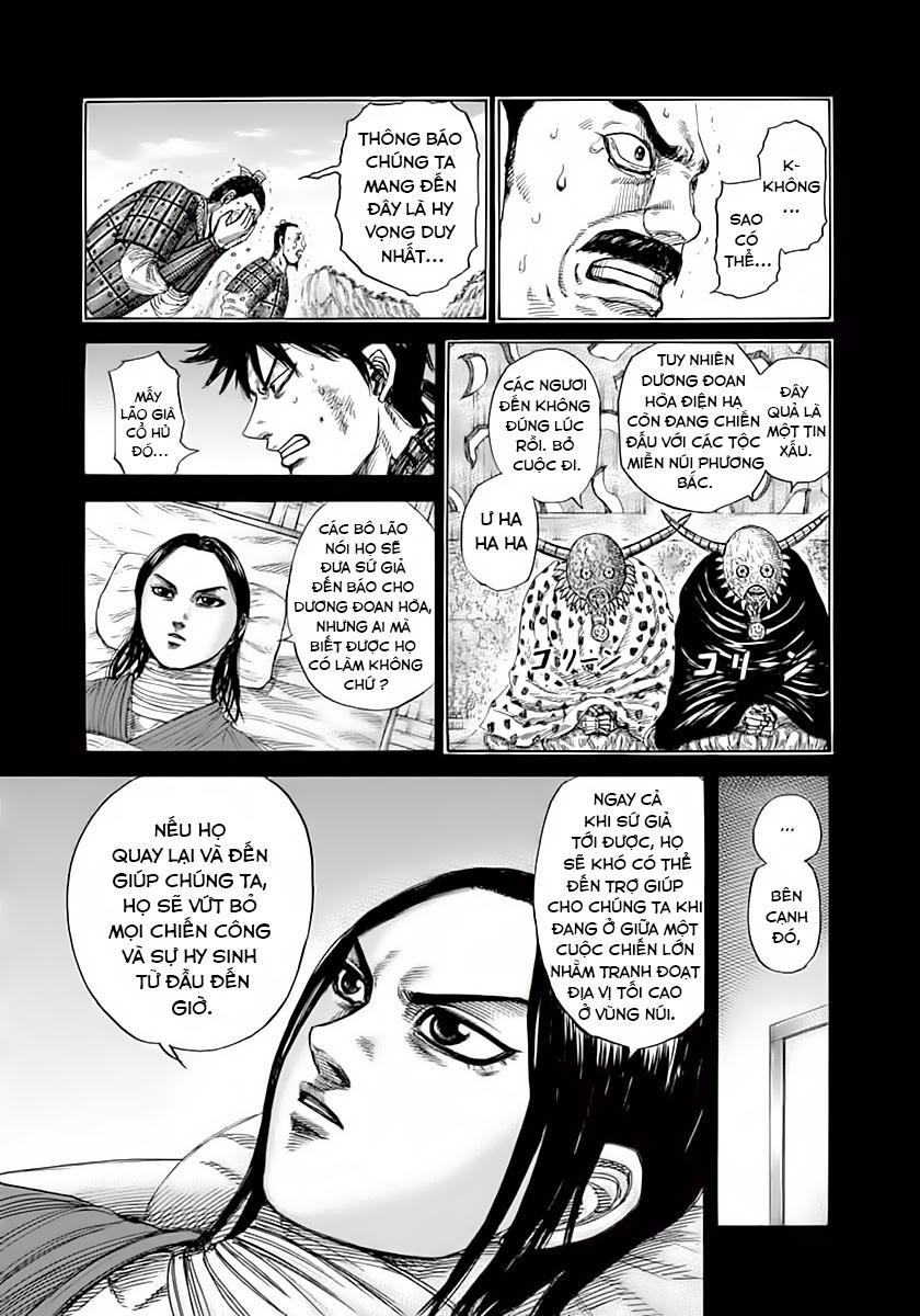 Kingdom - Vương Giả Thiên Hạ trang 4