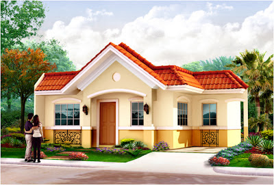Walnut House Model at Villa Montserrat Taytay