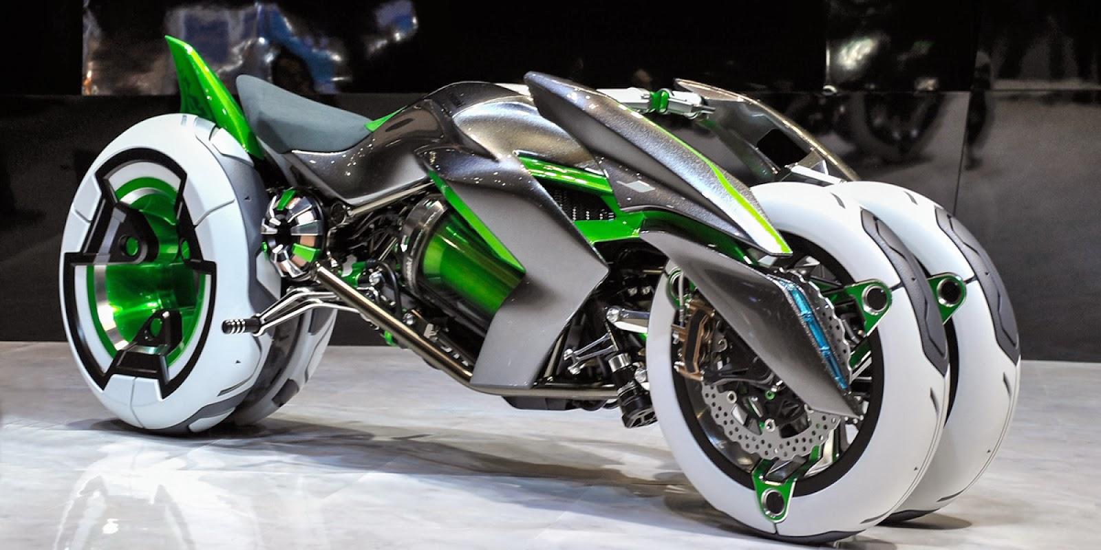 One of New Model in Kawasaki