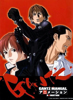 Gantz - Gantz Season 1 and 2