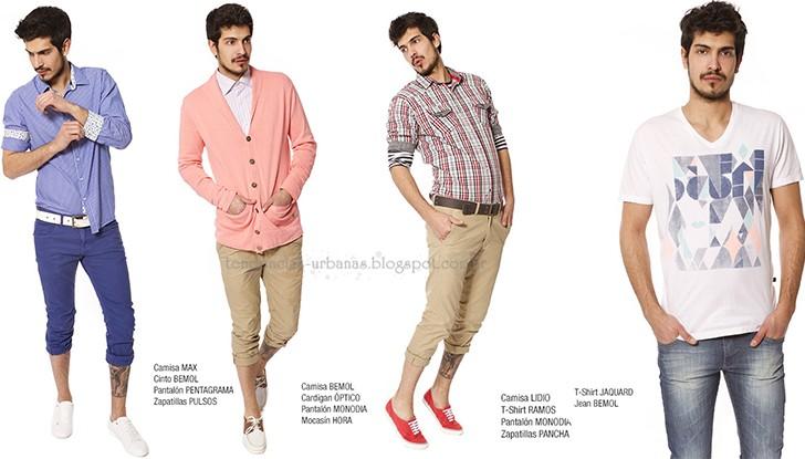 imagenes de camisas de moda para hombres - Alvaro Moreno Las tendencias en moda para hombre