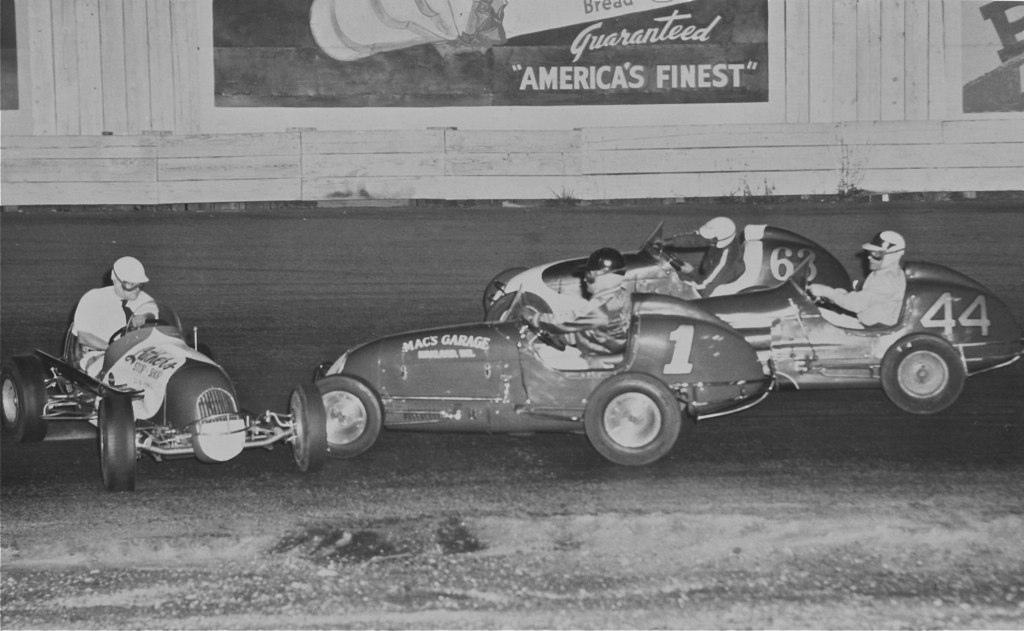 Northwest Auto Racing, 1950s: May 2011
