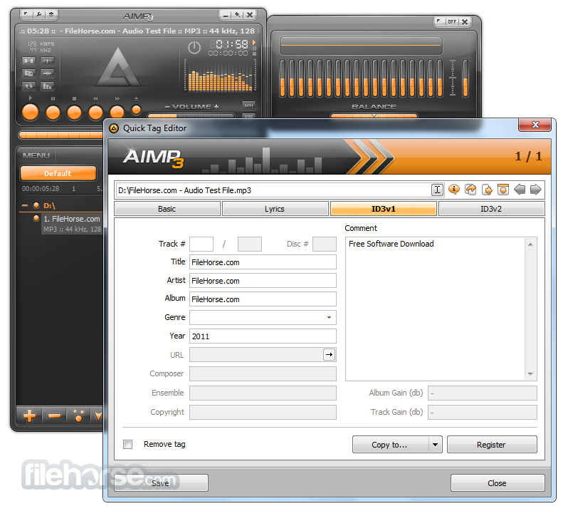 Aimp 3.60 Build 1492 Terbaru Full Version Gratis