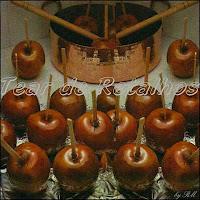 Fazendo maçã do amor, o doce romântico que foi até patenteado em 1959