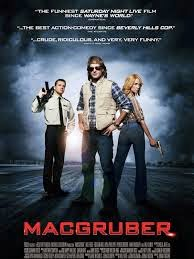 MacGruber: Poster | A Constantly Racing Mind