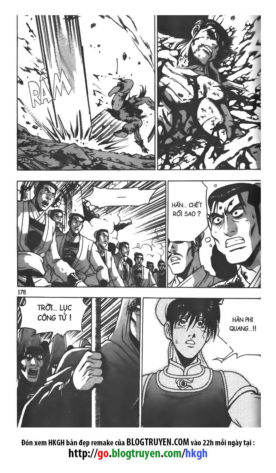 Hiệp Khách Giang Hồ chap 214 page 17 - IZTruyenTranh.com