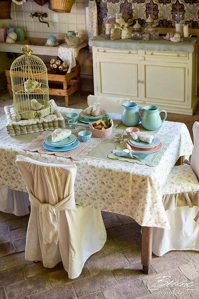 Blanc Mariclò: collezione primaverile 2015