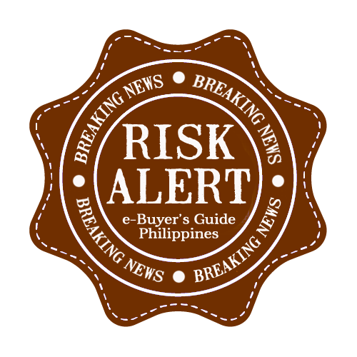 Risk Alert Badge