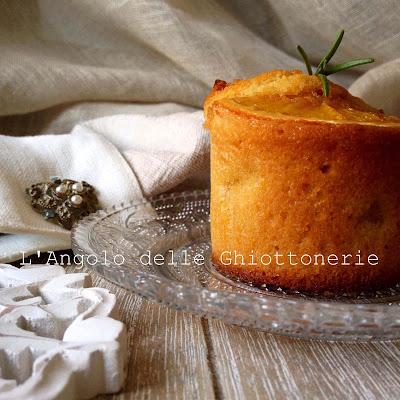 minicake all'arancia e mela annurca campana