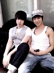 Heechul-ssi & Yesung-ssi
