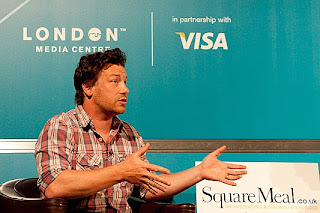 Jamie Oliver hosted by Square Meal at OGGSVenue