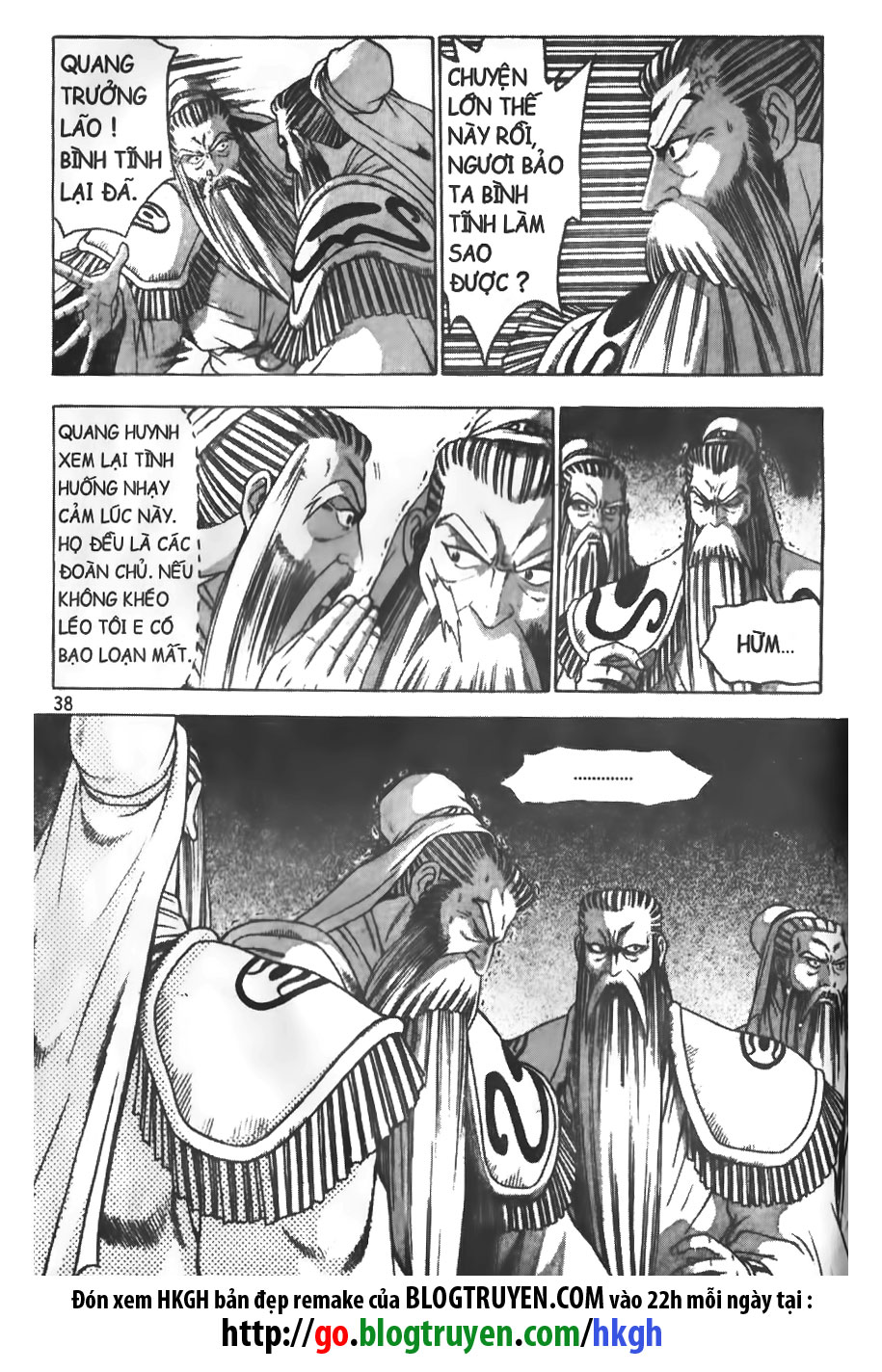 Hiệp Khách Giang Hồ chap 188 Trang 11 - Mangak.info