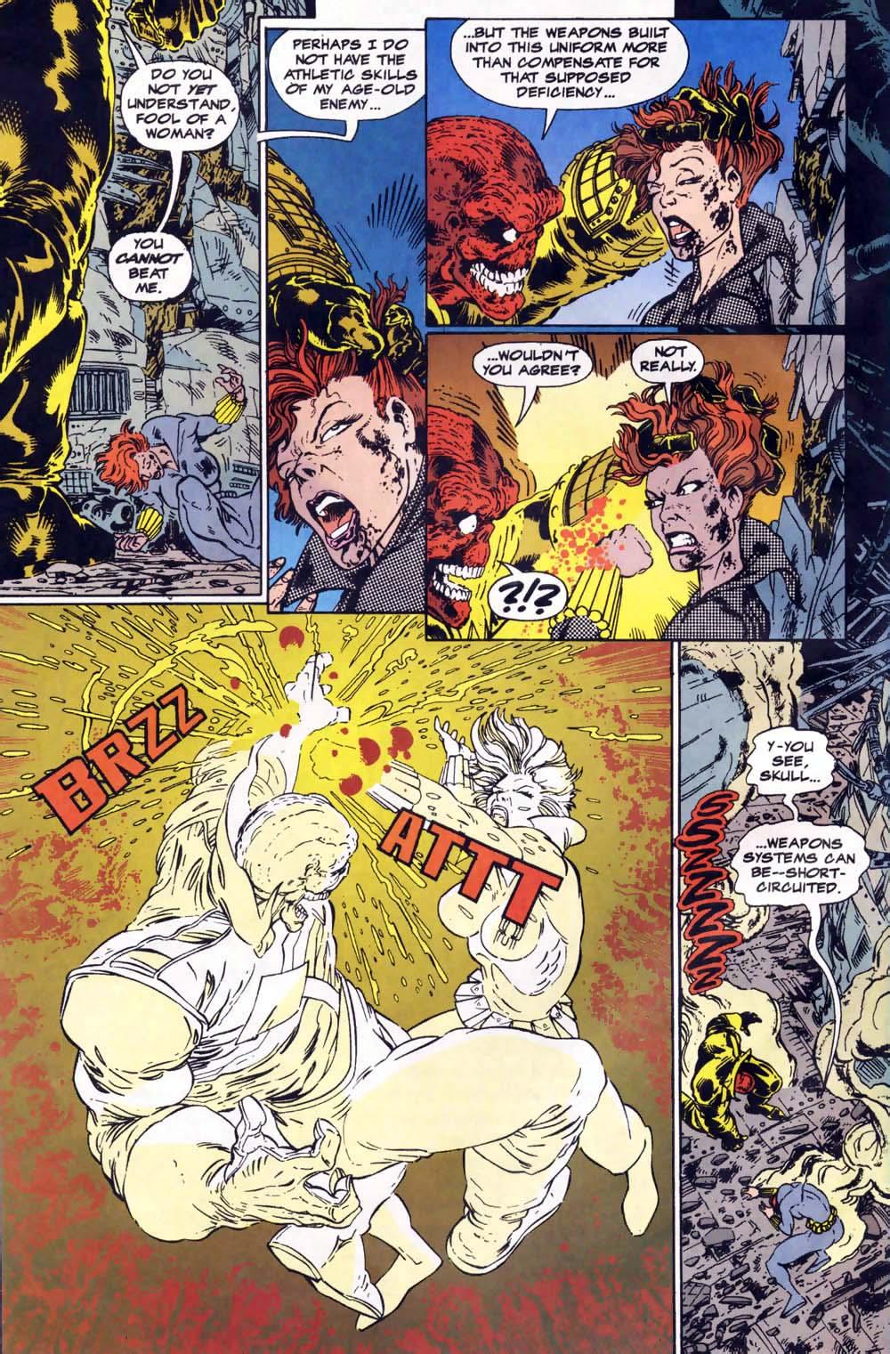 Captain America (1968) Issue #439c #391 - English 19