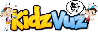 kidzvuz+logo KidzVuz   Tweens Create Video Reviews on Their Own Online Community