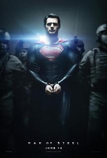 [Superman] Man of Steel Trailers & Poster