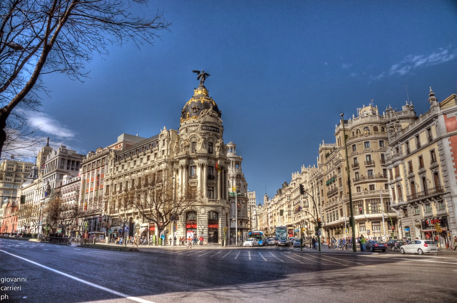 西班牙馬德里市
