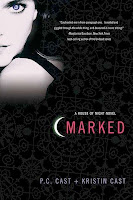 bookcover of House of Night MARKED by PC and Kristin Cast