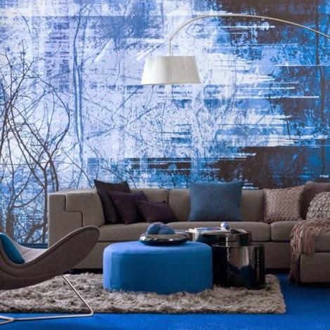 Modr%c3%a1 dazzling blue modern room 4 470x470