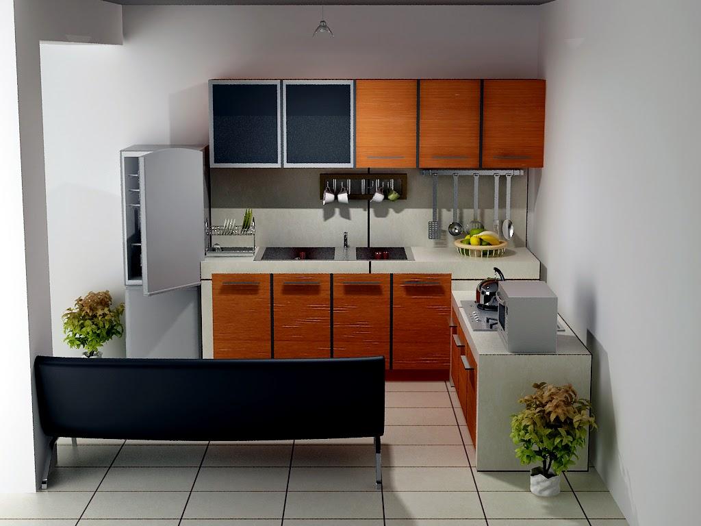dapur minimalis desain rumah