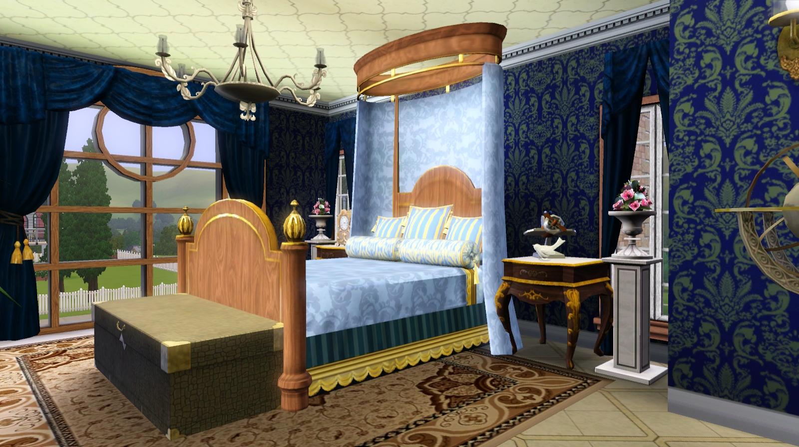 ジョーの寝室