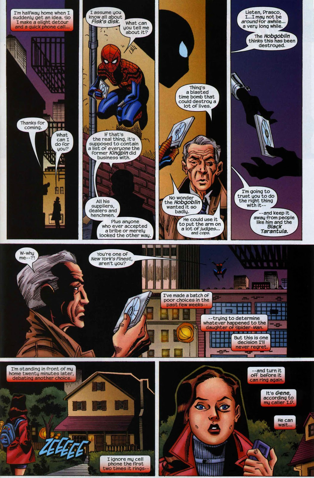 Amazing Spider-Girl Issue #6 #7 - English 21