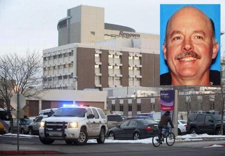 Reno shooting Alan Oliver Frazier