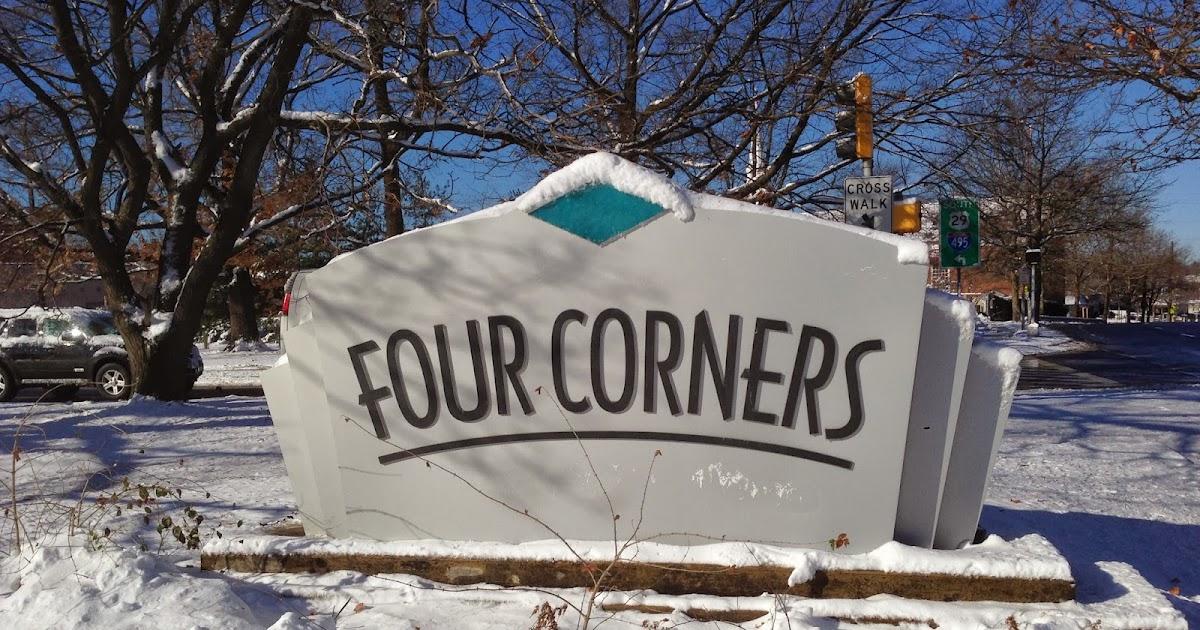 Around The Corners : Snow Day!