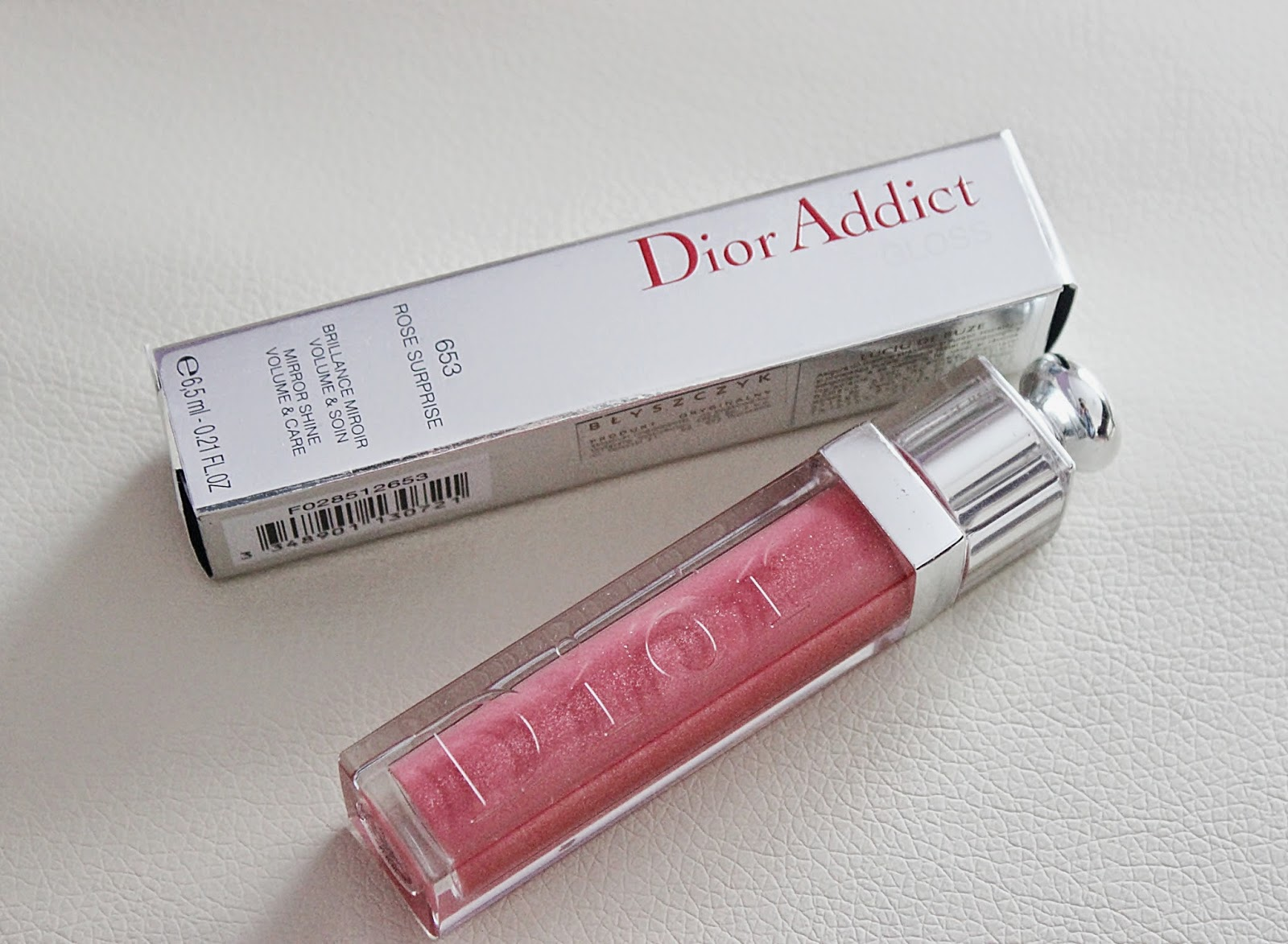 Dior, Addict Gloss, 653 Rose Surprise