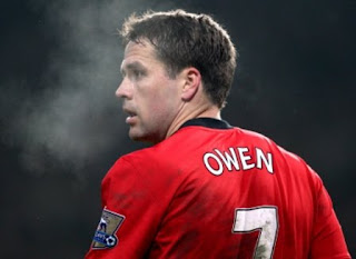 Michael Owen, Manchester United id