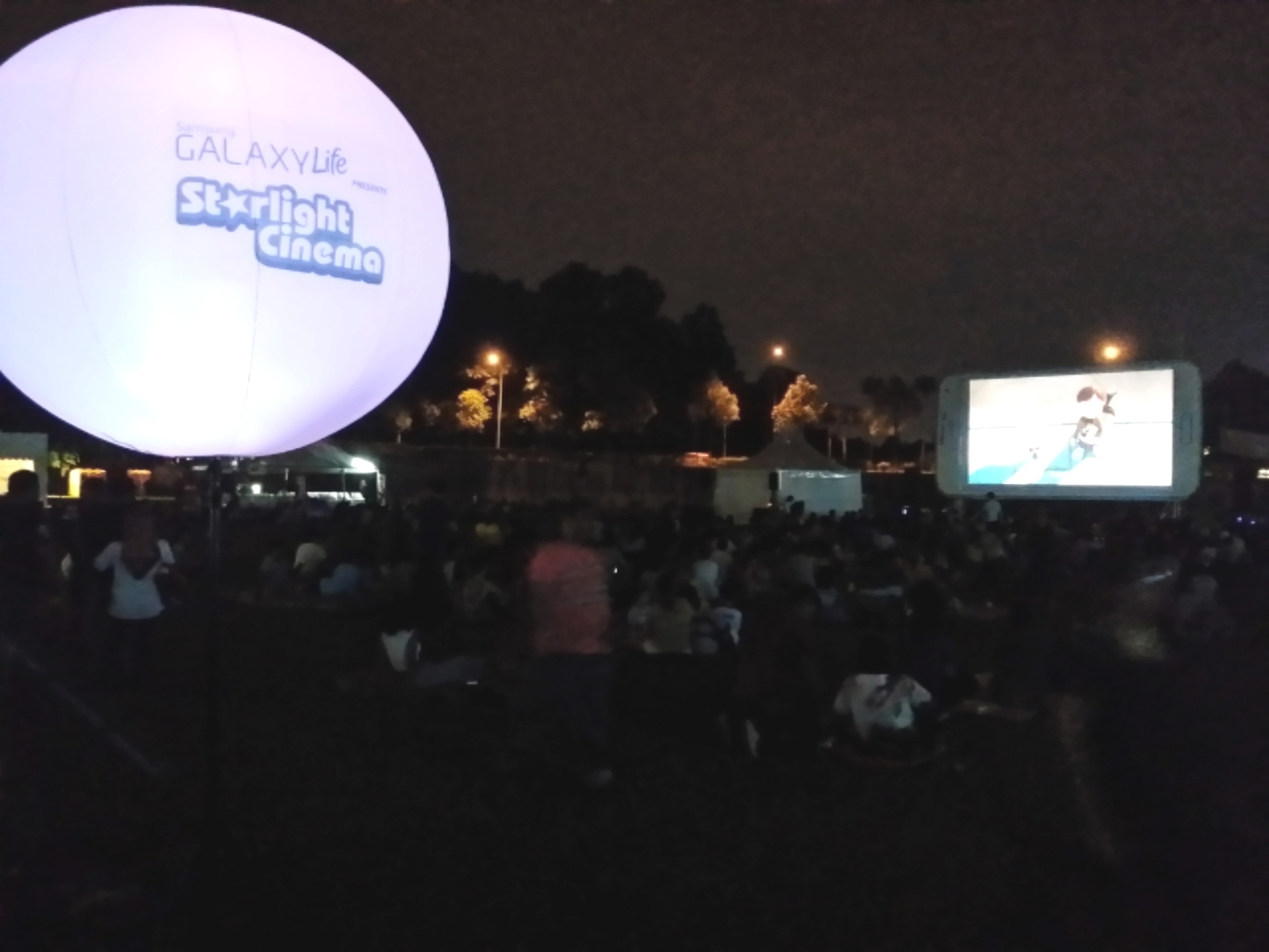 Starlight Cinema 2014