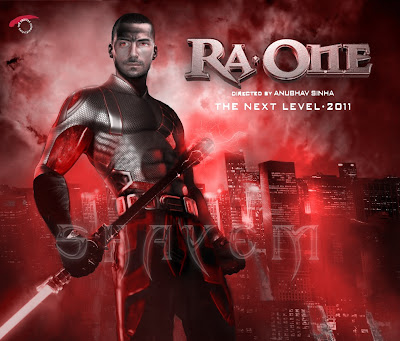 Ra One Game