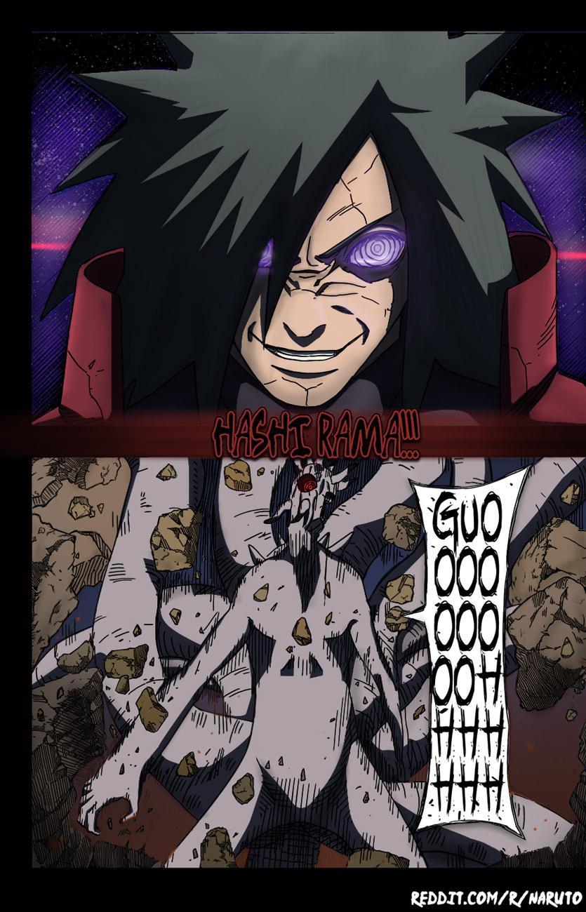 Naruto chap 633 Trang 21