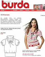 Shirt 123 Burda Style