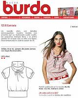 Shirt 123 Burda Style