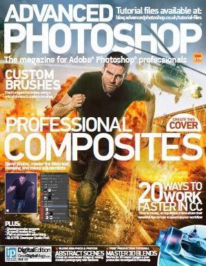 Advanced Photoshop Magazine Issue 119 2014